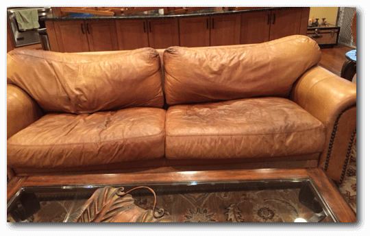 Brown Couch Upholstery
