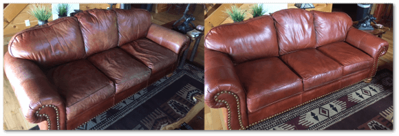Restore Brown Couch
